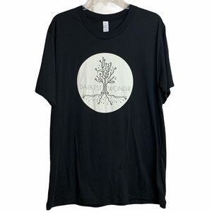 Darkest Wonder Band T-Shirt NWOT Sz L